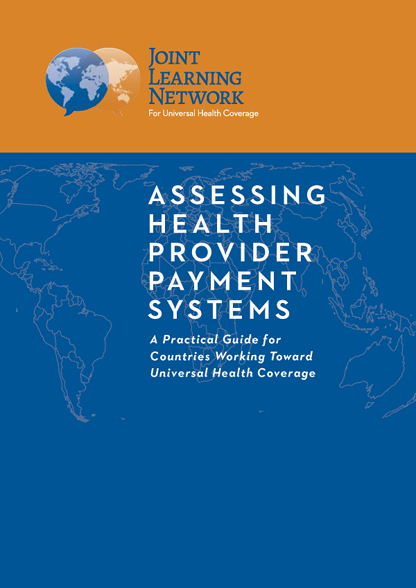 Cover of Assessing Health Provider Payment Systems